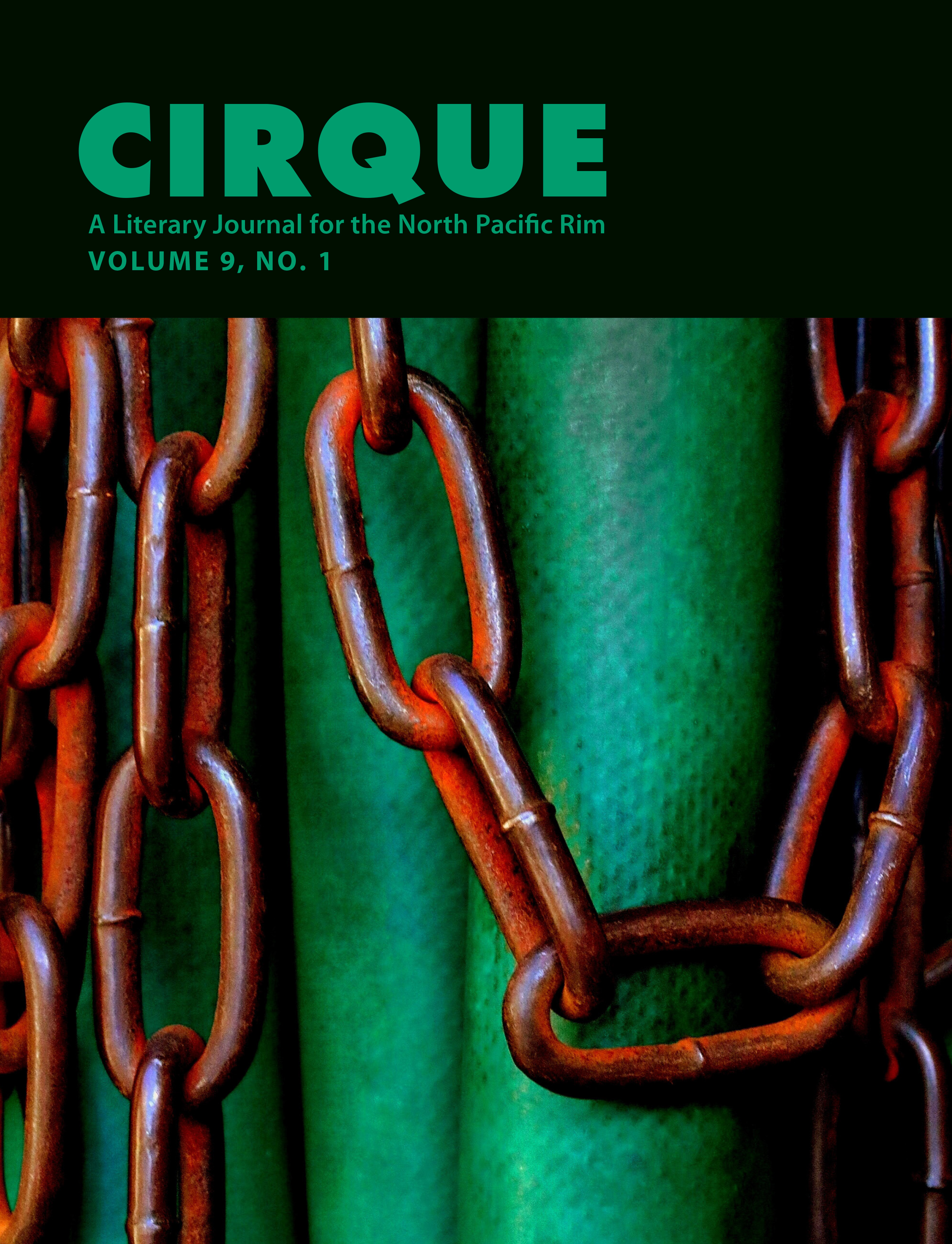 A new issue of CIRQUE
