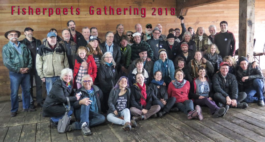 Nancy Lord | FisherPoets Gathering – Why did I wait so long?